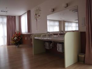 ホール洗面室